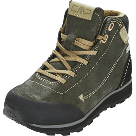 CMP Campagnolo Kids Elettra Mid WP Hiking Shoes Jungle